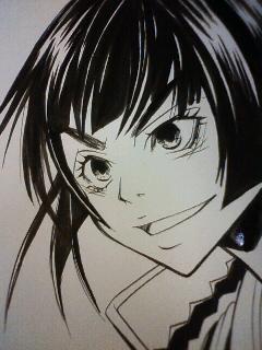 戦国剣舞-少年舞姫-8話原稿
