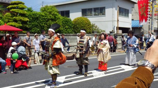 会津の方々